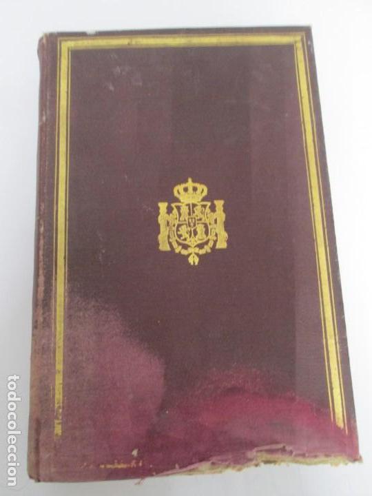 Libros antiguos: FLORA FORESTAL ESPAÑOLA DE LOS ARBOLES, ARBUSTOS Y MATAS. II PARTE. MAXIMO LAGUNA. 1890 - Foto 6 - 166526334