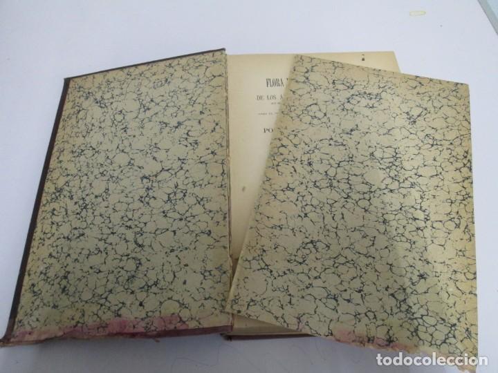 Libros antiguos: FLORA FORESTAL ESPAÑOLA DE LOS ARBOLES, ARBUSTOS Y MATAS. II PARTE. MAXIMO LAGUNA. 1890 - Foto 7 - 166526334