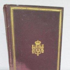 Libros antiguos: FLORA FORESTAL ESPAÑOLA DE LOS ARBOLES, ARBUSTOS Y MATAS. II PARTE. MAXIMO LAGUNA. 1890. Lote 166526334