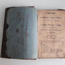 Libros antiguos: TRATADO DE ARITMÉTICA Y SISTEMA MÉTRICO PARA USO DE LOS NIÑOS - A. GONZÁLEZ Y AYENSA - TOLOSA 1893. Lote 167271820