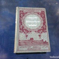 Libros antiguos: ENCICLOPEDIA AGRÍCOLA. ALBERTO FRON. SILVICULTURA. 1922. ED. SALVAT. . Lote 167533956