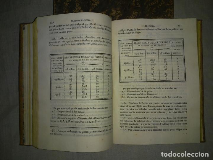 Libros antiguos: TRATADO DE FISICA COMPLETO - AÑO 1827 - ANTONIO LIBES - PLANCHAS GRABADAS. - Foto 4 - 167544028