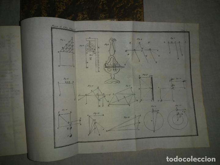 Libros antiguos: TRATADO DE FISICA COMPLETO - AÑO 1827 - ANTONIO LIBES - PLANCHAS GRABADAS. - Foto 5 - 167544028