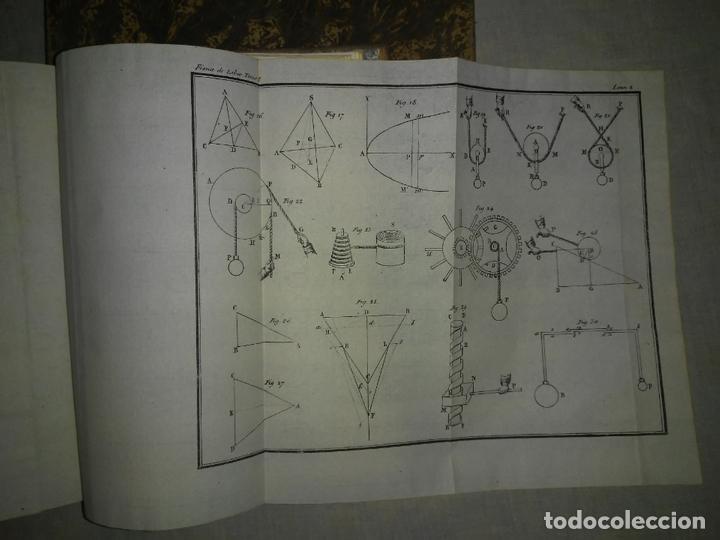Libros antiguos: TRATADO DE FISICA COMPLETO - AÑO 1827 - ANTONIO LIBES - PLANCHAS GRABADAS. - Foto 6 - 167544028