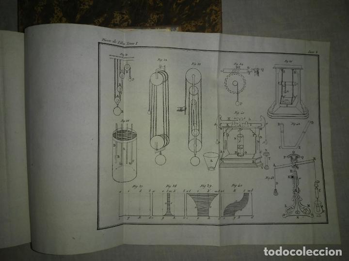Libros antiguos: TRATADO DE FISICA COMPLETO - AÑO 1827 - ANTONIO LIBES - PLANCHAS GRABADAS. - Foto 7 - 167544028