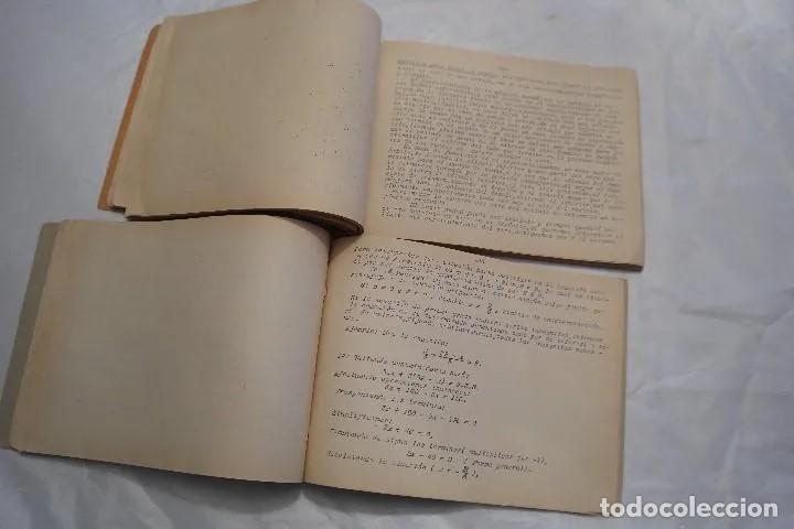 Libros antiguos: LOTE LIBROS DEL PROFESOR 1934 - Foto 4 - 167740572