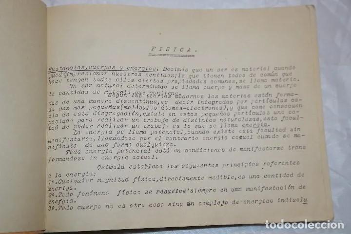 Libros antiguos: LOTE LIBROS DEL PROFESOR 1934 - Foto 6 - 167740572