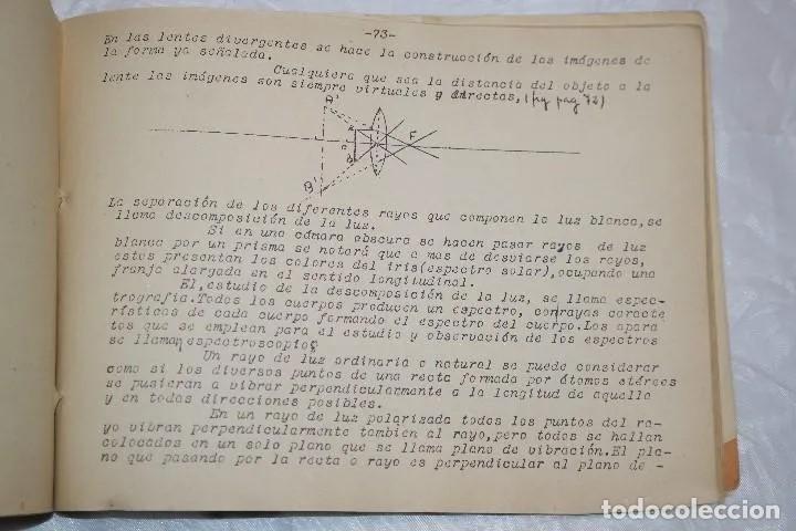 Libros antiguos: LOTE LIBROS DEL PROFESOR 1934 - Foto 7 - 167740572