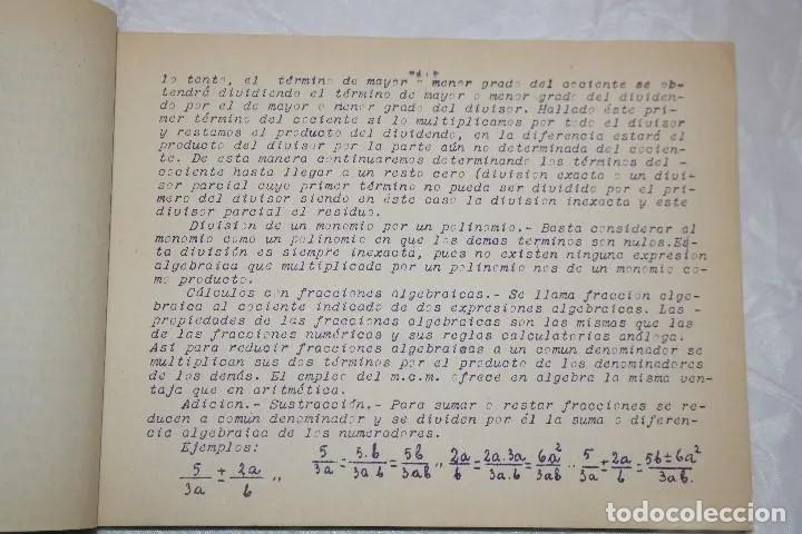 Libros antiguos: LOTE LIBROS DEL PROFESOR 1934 - Foto 9 - 167740572