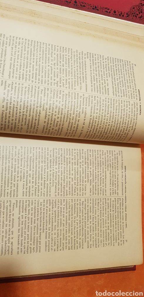 Libros antiguos: TRATADO DE AGRICULTURA Y ZOOTECNICA,5 TOMOS COMPLTA,1889- - Foto 14 - 168457249