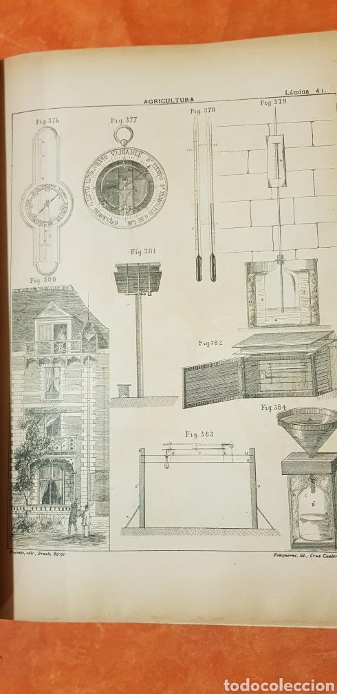 Libros antiguos: TRATADO DE AGRICULTURA Y ZOOTECNICA,5 TOMOS COMPLTA,1889- - Foto 20 - 168457249