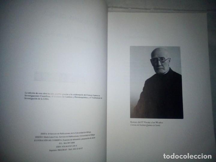 Libros antiguos: La catálisis química. Sus teorías y elaboraciones en el...- P. Eduardo Vitoria S.J. - FACSÍMIL - Foto 3 - 168568892