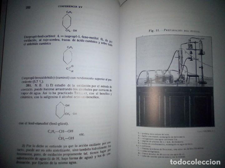 Libros antiguos: La catálisis química. Sus teorías y elaboraciones en el...- P. Eduardo Vitoria S.J. - FACSÍMIL - Foto 16 - 168568892