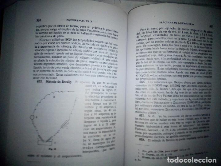 Libros antiguos: La catálisis química. Sus teorías y elaboraciones en el...- P. Eduardo Vitoria S.J. - FACSÍMIL - Foto 18 - 168568892