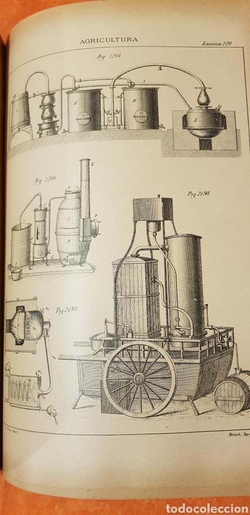 Libros antiguos: TRATADO DE AGRICULTURA Y ZOOTECNICA,5 TOMOS COMPLTA,1889- - Foto 22 - 168457249