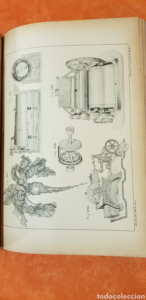 Libros antiguos: TRATADO DE AGRICULTURA Y ZOOTECNICA,5 TOMOS COMPLTA,1889- - Foto 27 - 168457249