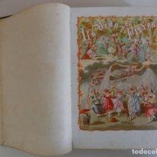 Libros antiguos: LIBRERIA GHOTICA. ALFONSO KARR Y TAXILE DELORD.LA VIDA DE LAS FLORES.1878.2 TOMOS MUY ILUSTRADOS. Lote 169304724