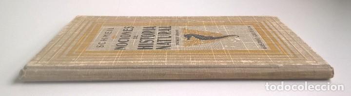 Libros antiguos: NOCIONES DE HISTORIA NATURAL - PRIMER GRADO (DR.OTTO SCHMEIL) - A.CABALLERO Y F.PARDILLO - AÑO 1926 - Foto 3 - 169757600