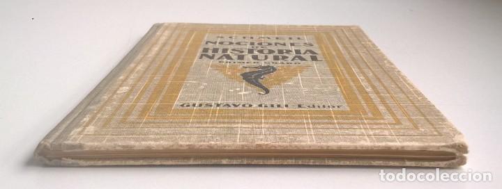 Libros antiguos: NOCIONES DE HISTORIA NATURAL - PRIMER GRADO (DR.OTTO SCHMEIL) - A.CABALLERO Y F.PARDILLO - AÑO 1926 - Foto 5 - 169757600
