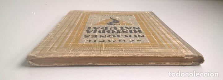 Libros antiguos: NOCIONES DE HISTORIA NATURAL - PRIMER GRADO (DR.OTTO SCHMEIL) - A.CABALLERO Y F.PARDILLO - AÑO 1926 - Foto 7 - 169757600