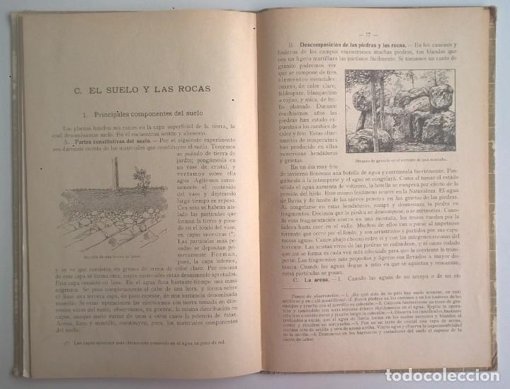 Libros antiguos: NOCIONES DE HISTORIA NATURAL - PRIMER GRADO (DR.OTTO SCHMEIL) - A.CABALLERO Y F.PARDILLO - AÑO 1926 - Foto 35 - 169757600