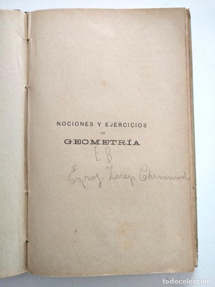 Libros antiguos: NOCIONES Y EJERCICIOS DE ARITMÉTICA - ANTONIO ROMERO RUBIRA - ALICANTE AÑO 1920 - Foto 4 - 169984312