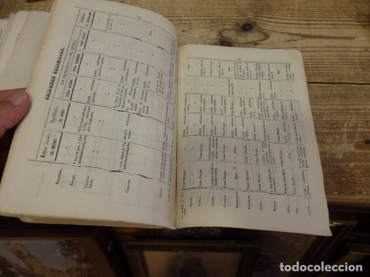 Libros antiguos: 1852,MANUAL DEL NUEVO SISTEMA METRICO-DECIMAL,JUAN FRANCISCO RODRIGUEZ, SEGOVIA, 53 PAGINAS - Foto 2 - 170177776
