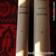 Libros antiguos: TRATADO DE ZOOLOGIA TOMO I-II . Lote 170882500
