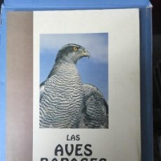 Libros antiguos: LAS AVES RAPACES DE MALAGA. Lote 172112923