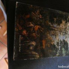 Libros antiguos: EL LIBRO DEL NATURALISTA LINNE EN SERBAL 1982 PESA 800 GRAMOS. Lote 172154344