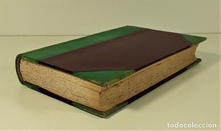 Libros antiguos: COURS DE PHYSIQUE. A. GANOT. EDIT. CHEZ LAUTEUR. PARÍS. 1859. - Foto 2 - 172749673
