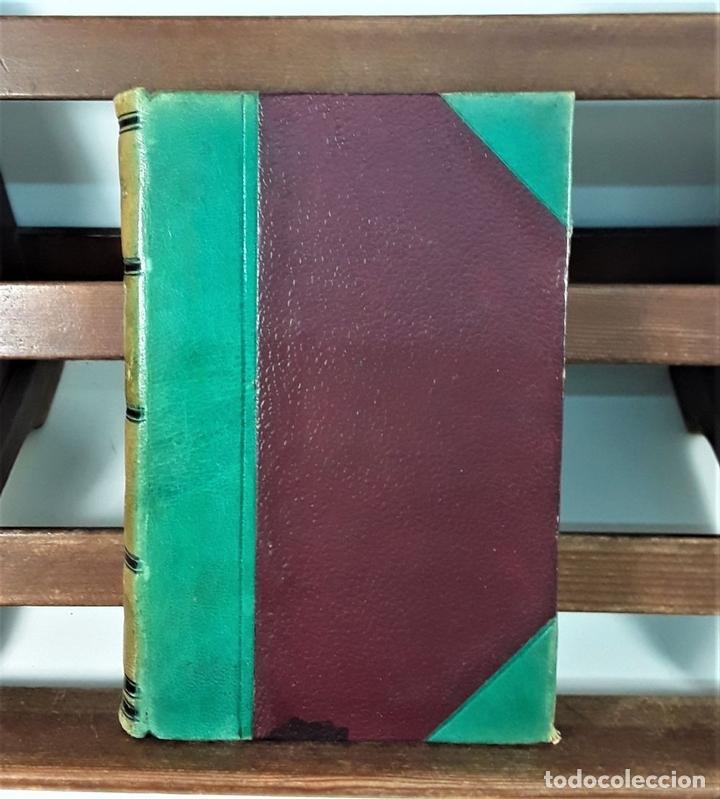 Libros antiguos: COURS DE PHYSIQUE. A. GANOT. EDIT. CHEZ LAUTEUR. PARÍS. 1859. - Foto 3 - 172749673