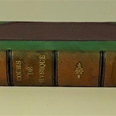 Libros antiguos: COURS DE PHYSIQUE. A. GANOT. EDIT. CHEZ LAUTEUR. PARÍS. 1859.. Lote 172749673