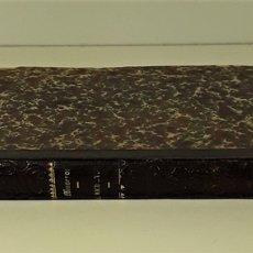 Libros antiguos: LECCIONES DE AGRICULTURA ELEMENTAL. T. MUSEROS. EDIT. A. JUBERA. MADRID. 1878.. Lote 172813505