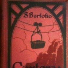 Libros antiguos: S. BERTOLIO - CANTERAS Y MINAS. Lote 169159176