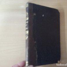 Libros antiguos: TRATADO DE TRIGONOMETRÍA RECTILÍNEA Y ESFÉRICA Y DE TOPOGRAFÍA - DON JUAN CORTÁZAR (1859). Lote 172937373