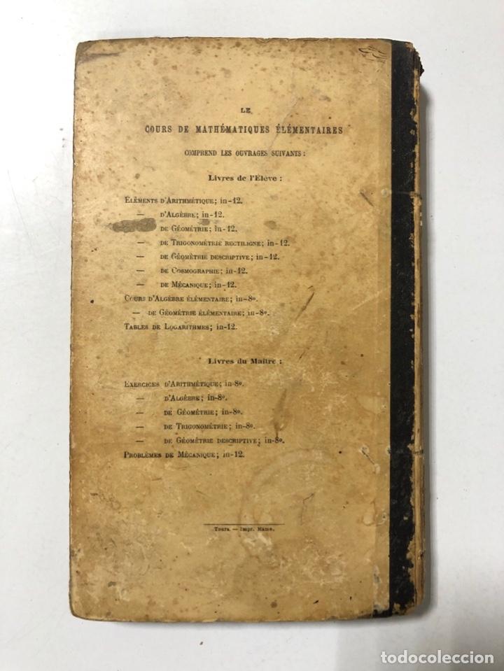 Libros antiguos: EXERCISES DARTIHMÉTIQUE. PAR F.G.M. Nº 261. PARIS, 1911. PAGINAS: 384. - Foto 5 - 172992492