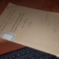 Libros antiguos: CONTRIBUCION AL ESTUDIO DEL GLACIARISMO CUATERNARIO DE LA SIERRA DE GREDOS, POR HUGO OBERMAIER, 1916. Lote 236996835