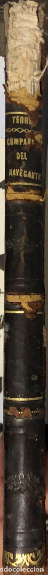 Libros antiguos: APUNTES METEOROLOGIA NAUTICA Y GEOGRAFIA FISICA DEL MAR, TENIENTE CHACON Y PERY. 1877 LEER. - Foto 3 - 175023802
