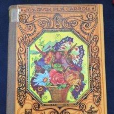 Libros antiguos: ELEMENTOS DE CIENCIAS FISICO NATURALES - GRADO MEDIO - JOAQUIN PLA CARGOL - 1962 - 360 GRABADOS. Lote 175344010