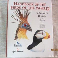 Libros antiguos: BIRDS OF THE WORLD - VOLUMEN 3. Lote 175591978