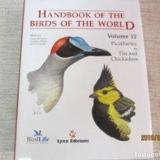 Libros antiguos: BIRDS OF THE WORLD - VOLUMEN 12. Lote 175594269