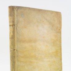 Libros antiguos: ARTE NUEVO DE ESCRIBIR POR PRECEPTOS GEOMÉTRICOS, 1719, JUAN CLAUDIO AZNAR DE POLANCO, MADRID.. Lote 175655670