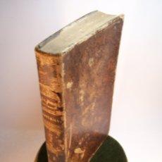 Libros antiguos: QUÍMICA ORGÁNICA GENERALY APLICADA A LA FARMACIA, MEDICINA, INDUSTRIA, AGRICULTURA Y ARTES.1872.. Lote 175723783