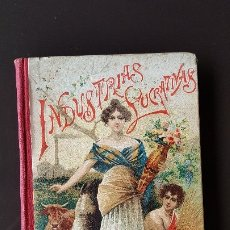 Livros antigos: CRÍA DE PAVOS. INDUSTRIAS LUCRATIVAS. M. RODRIGUEZ NAVAS. SATURNINO CALLEJAS, EDITOR. 1902. Lote 175960425