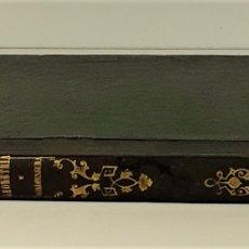 Libros antiguos: CURSO DE GEOMETRÍA, SUS APLICACIONES A LA AGRIMENSURA. J. BENET. TARRAGONA. 1848.. Lote 175970157