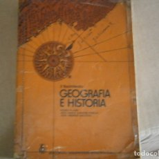 Libros antiguos: GEOGRAFIA¡¡ESTADO DE FETUOSO,ALGUNA HOJA PINTADA¡¡AÑOS 70 80¡. Lote 176560338