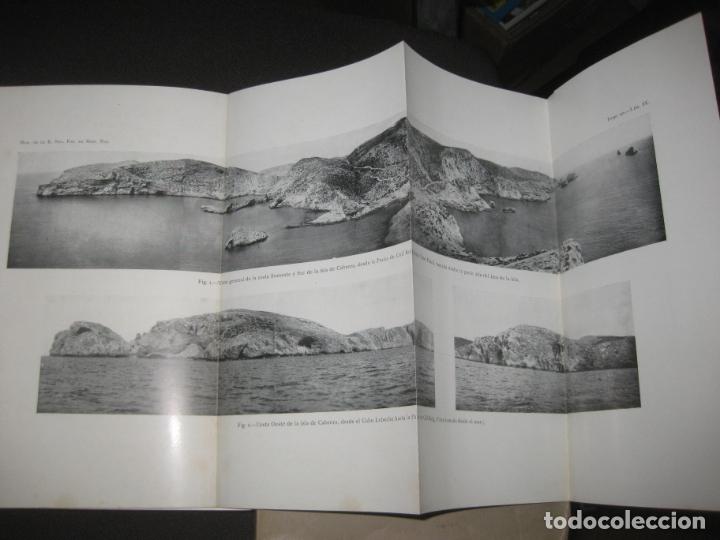 Libros antiguos: MEMORIAS DE LA REAL SOCIEDAD ESPAÑOLA DE HISTORIA NATURAL. TOMO XV. (F. 1-2) MADRID 1929 - Foto 4 - 176820258