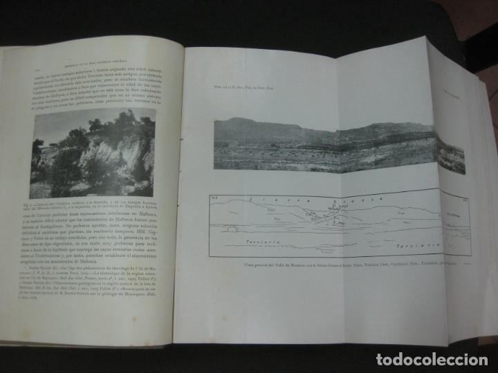 Libros antiguos: MEMORIAS DE LA REAL SOCIEDAD ESPAÑOLA DE HISTORIA NATURAL. TOMO XV. (F. 1-2) MADRID 1929 - Foto 7 - 176820258