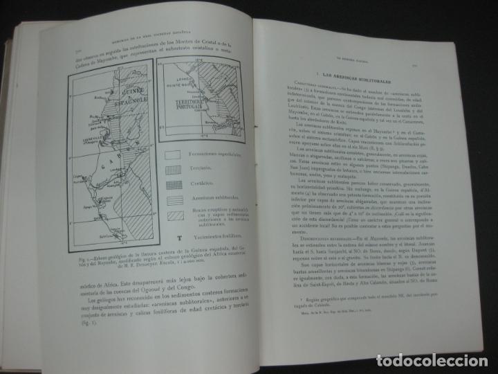Libros antiguos: MEMORIAS DE LA REAL SOCIEDAD ESPAÑOLA DE HISTORIA NATURAL. TOMO XV. (F. 1-2) MADRID 1929 - Foto 8 - 176820258